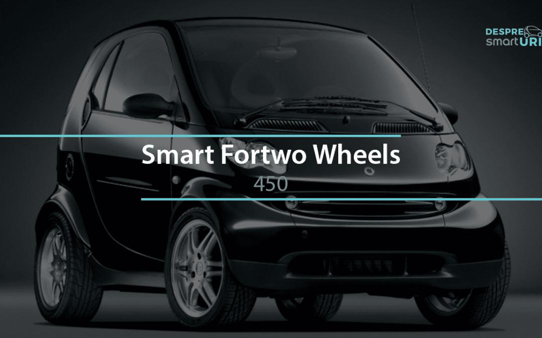 Smart Fortwo Wheels (450)