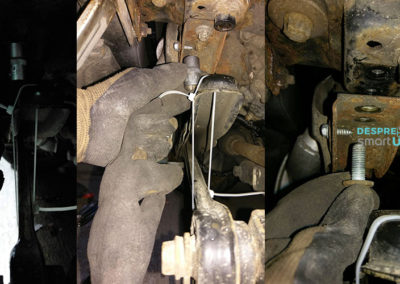 Smart Fortwo Engine Mount Replacement